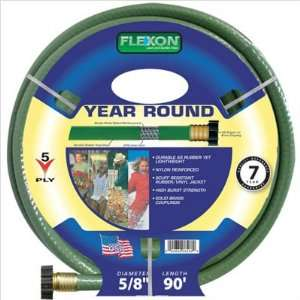 5/8in x 90ft Heavy Duty Garden Hose yr5890 Patio, Lawn