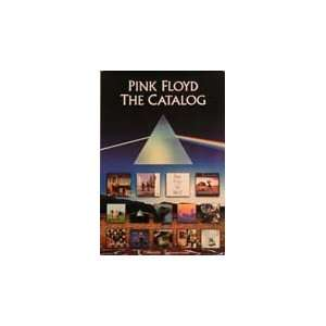 Pink Floyd   Back Catalogue   Double Sided Poster 21x31
