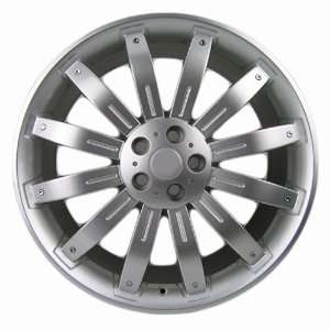 Rover Range Rover in Hyper Silver Finish (Set of 4 Wheels) Automotive