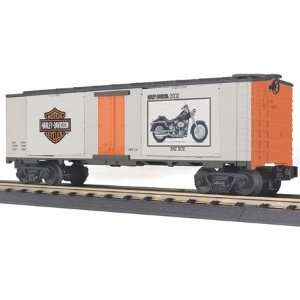 O 27 40 Window Box Harley Davidson #3 Toys & Games