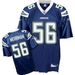 Reebok San Diego Chargers Shawne Merriman Authentic Team