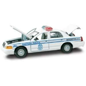 Gearbox 1/43 Dayton Ohio Police Ford Crown Vic Toys & Games