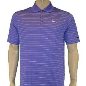 Nike Tiger Woods Fit Dry Golf Polo w/ Tour Swoosh Sports
