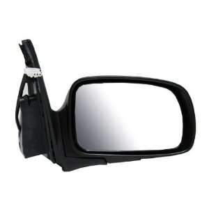 New Passenger Power Side View Mirror Glass Housing