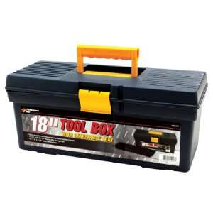 Performance Tool W54017 18 Plastic Tool Box Automotive