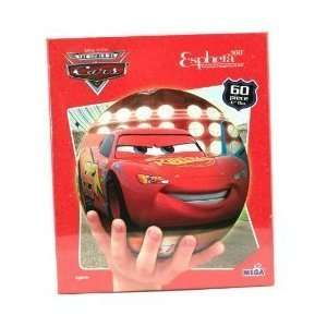 Pixar Cars Lightning Mcqueen 3D 60 Piece Puzzle Sphere Toys & Games