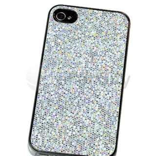 Diamond Hard Case Cover Skin Accessory For Apple iPhone 4 4G 4th HD