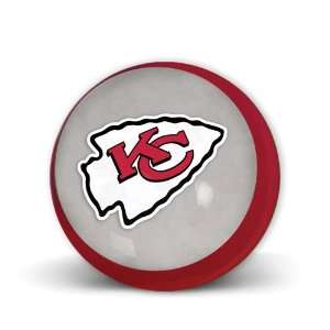 Pack of 8 NFL Kansas City Chiefs Musical Light Up Super