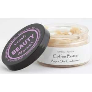 Jamaican Blue Mountain Coffee Butter for Eye Bags, Wrinkles, Dry Skin