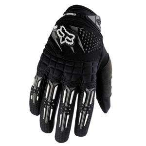 Fox Racing Youth Dirtpaw Gloves   2007   Medium/Black