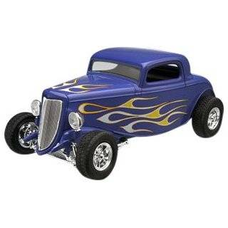 Revell 125 34 Ford Street Rod