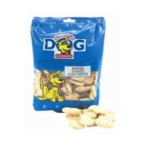 Animal Shaped Cookies For Dogs(Pack Of 12)