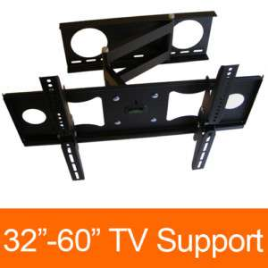 TV WALL MOUNT FULL MOTION EXTEND SWIVEL SWING TILT 610074977643