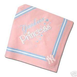 New York Yankees Pet Dog PINK Bandana MEDIUM/LARGE