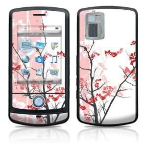 Pink Tranquility Design Protective Skin Decal Sticker Cover for LG