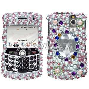 BlackBerry Curve 8300 8310 8320 8330 Cell Phone Full Crystal Diamond