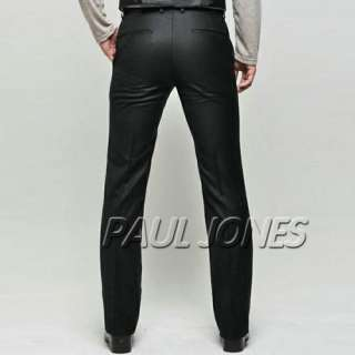 Fashion Stylish Slim Fit One Button Wedding Suit 2pcs Nwt