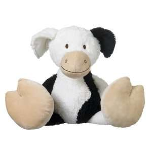 Happy Horse Animal Farm Cow Plush Doll, Large Baby