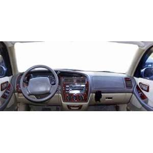 TOYOTA AVALON 1995 1996 1997 1998 1999 INTERIOR WOOD DASH TRIM KIT SET