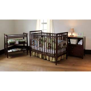Summer Infant   Carrington Crib, Changing Table and Dressser 3 PC Set