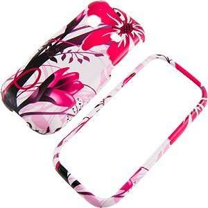 Pink Splash Protector Case for Samsung Gravity TXT T379 Electronics