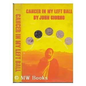 in my left ball; Poems, 1970 1972 (9780871101006) John Giorno Books
