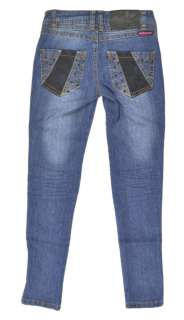Doll House Girls Jeans Pant 7 8 10 12 14 7040.BLU