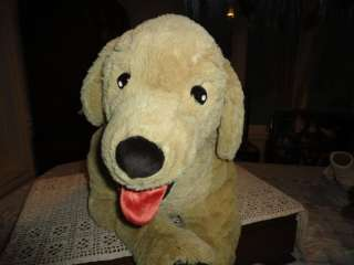 IKEA Sweden GOLDEN RETRIEVER DOG JUMBO 70cm