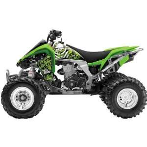 Factory Effex Kawasaki Metal Mulisha Quad ATV Graphic Kit Accessories