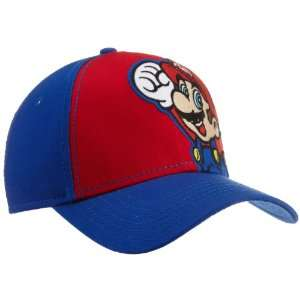 Super Mario Youth Size Baseball Cap   Adjustable strap