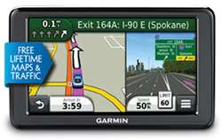 Garmin Nuvi 2595LMT 5 Bluetooth Enabled GPS Vehicle Navigation System