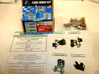FORD EXPLORER MERCURY DOOR HINGE PIN REPAIR KIT ONLY