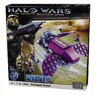 Halo War Covenent Ghost  Mega Bloks Toys & Games Blocks & Building
