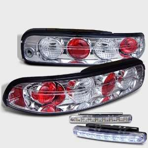 Eautolight 95 97 Lexus Sc 300/400 Tail Lights + LED Bumper
