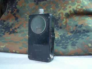 WWII ORIGINAL GERMAN ARMY SIGNAL FLASHLIGHT   PERTRIX