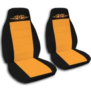 1989 Ford Mustang LX coupe seat covers. One front set of seat covers