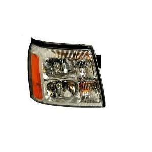 Cadillac Escalade Halogen Headlight OE Style Replacement Headlamp