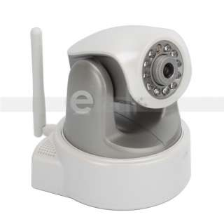 WiFi Two way Audio P/T IP Camera + Angle Control + Motion Detection
