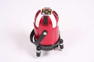 360° 4V1H BEAM SELF LEVELING CROSS LINE LASER LEVEL m7