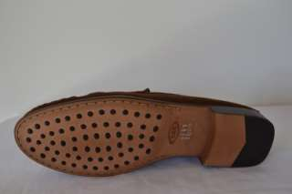NIB TODS SUEDE NEW CITTA MOCCASIN DRIVERS SHOES~12 13