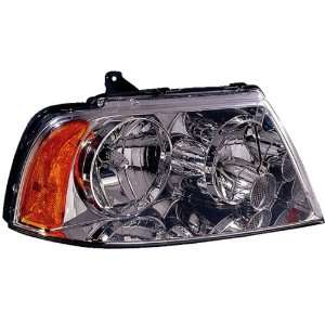 LINCOLN NAVIGATOR (SUV) HEAD LIGHT RIGHT (PASSENGER SIDE) WITHOUT HID