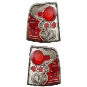 FORD EXPLORER 02 05 TAIL LIGHT CHROME NEW Automotive