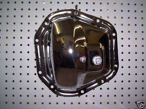DANA 60 CHROME DIFFERENTIAL COVER,DODGE,RAM,F250,F350