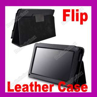 Leather Case Pouch with Stand For  Kindle Fire Laptop New