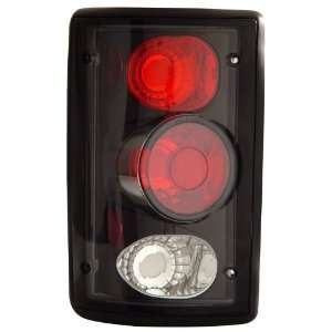 Anzo USA 211051 Ford Excursion Black Tail Light Assembly   (Sold in