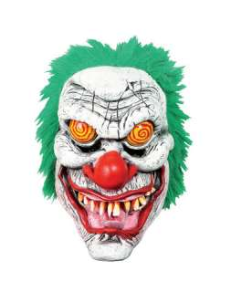 by Theme / Clown / Crazy Clown Mask
