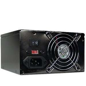 PoWork 680 Watt 20+4 pin ATX Power Supply with SATA & LEDs