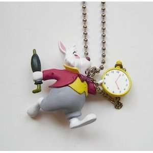 Rabbit Alice Car Truck Rearview Mirror Ornament charm