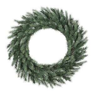 36 Tiffany Spruce Artificial Christmas Wreath   Unlit