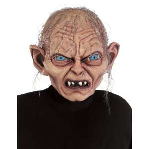 Lets Party By Rubies Costumes Gollum Mask  Lord Of The Rings / Gray